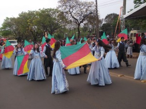 Desfile Farroupilha 2013