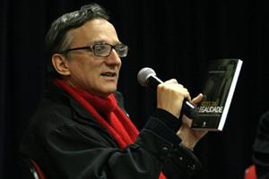 Juremir Machado da Silva, Escritor Homenageado da 11ª Feira do Livro de Santa Rosa