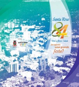Santa Rosa - Mês do Município 2015 01