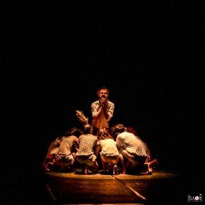 A Cia Santa Rosa em Dança recepcionará os grupos visitantes
