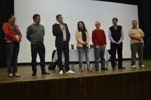 Em maio último, o deputado Juliano Roso prestigiou a 11ª Feira do Livro de Santa Rosa