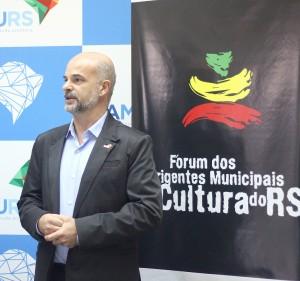 José Carlos Martins, Assessor Técnico da Área de Cultura da FAMURS
