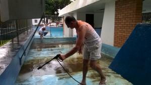 Limpeza das Águas Dançantes 02