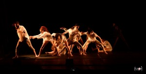 Cia Santa Rosa em Dança em ação
