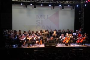 Orquestra e Coral SESI Santa Rosa no Musicanto 2014 01