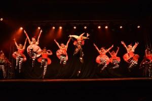 11º Santa Rosa em Dança - palco
