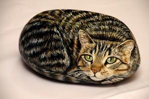 Gato de Pedra, de Silvana Belinaso