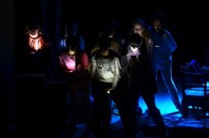 Grupo Teatral Cena Viva em palco rosariense 01