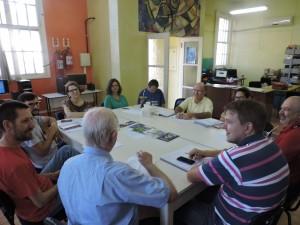 Reunião Feira do Livro