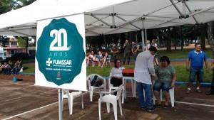 Verão Mágico teve noite de ação cívico social