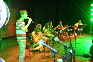 oficinas musicais