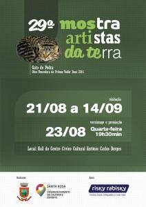 29ª Mostra Artistas da Terra