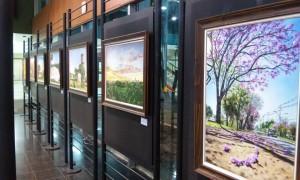 Rivelare, um dos projetos financiados pelo FMC, levou a beleza e a arte santa-rosense à Capital do Estado