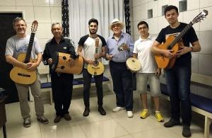 Choro e Samba de Raiz - Paulo Madeira e sua turma