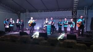 Grupo Cantar é Viver no Palco Cultural do 32º Hortigranjeiros
