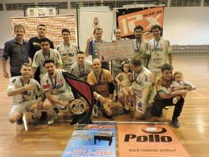 Churrasqueiras Trevo-Pollo Automotiva-Papparella, campeão Livre
