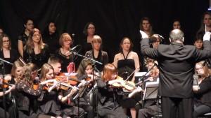 Coral e Orquestra Jovem Santa Rosa
