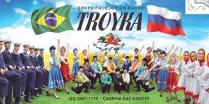 Grupo Folclórico Russo Troyka