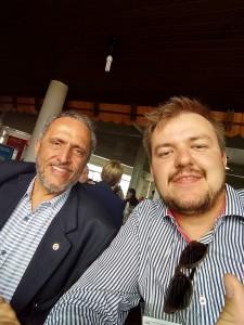 Antônio Alfredo Bertini e Rafael Rufino